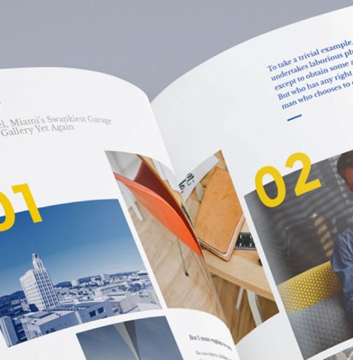 realizzazione brochure e depliant know k.