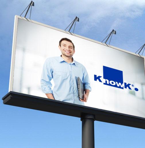 campagna pubblicitaria know K.